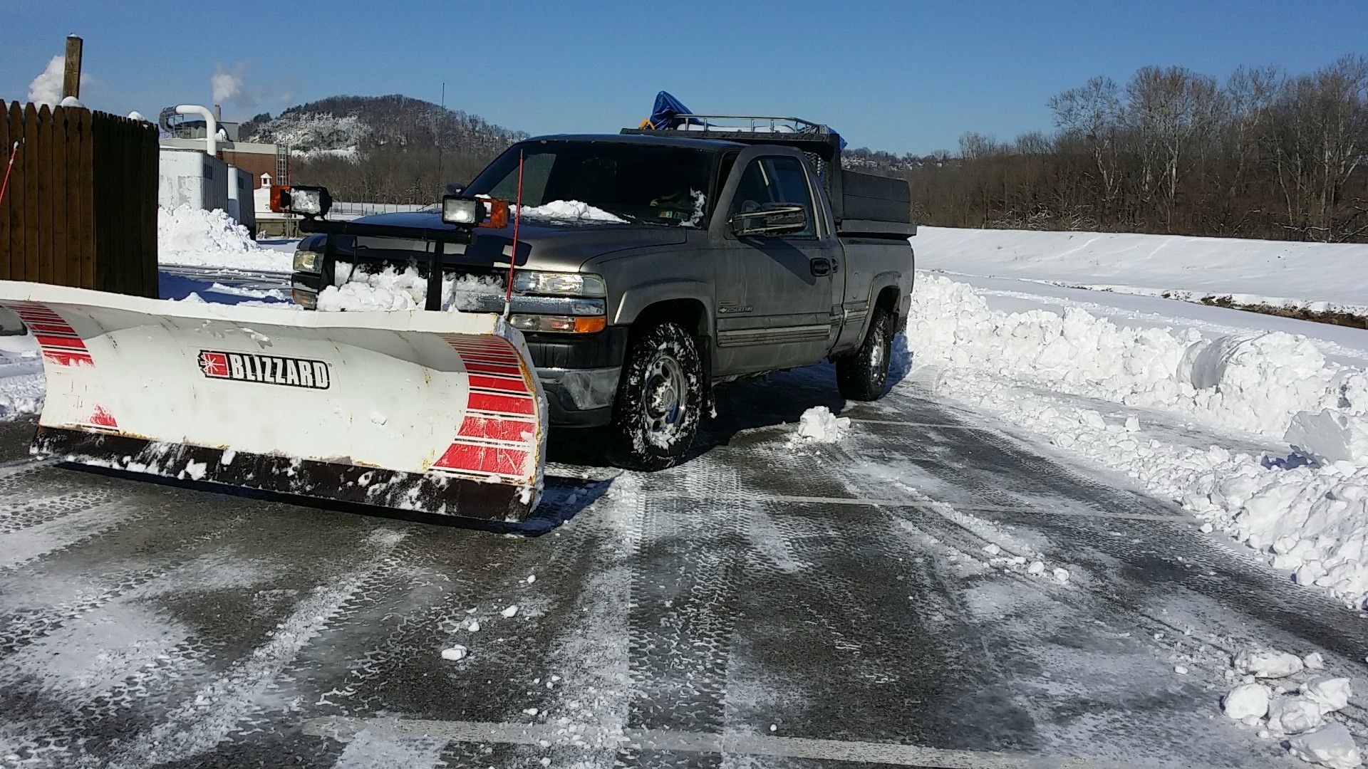 Snow and Ice Removal York PA