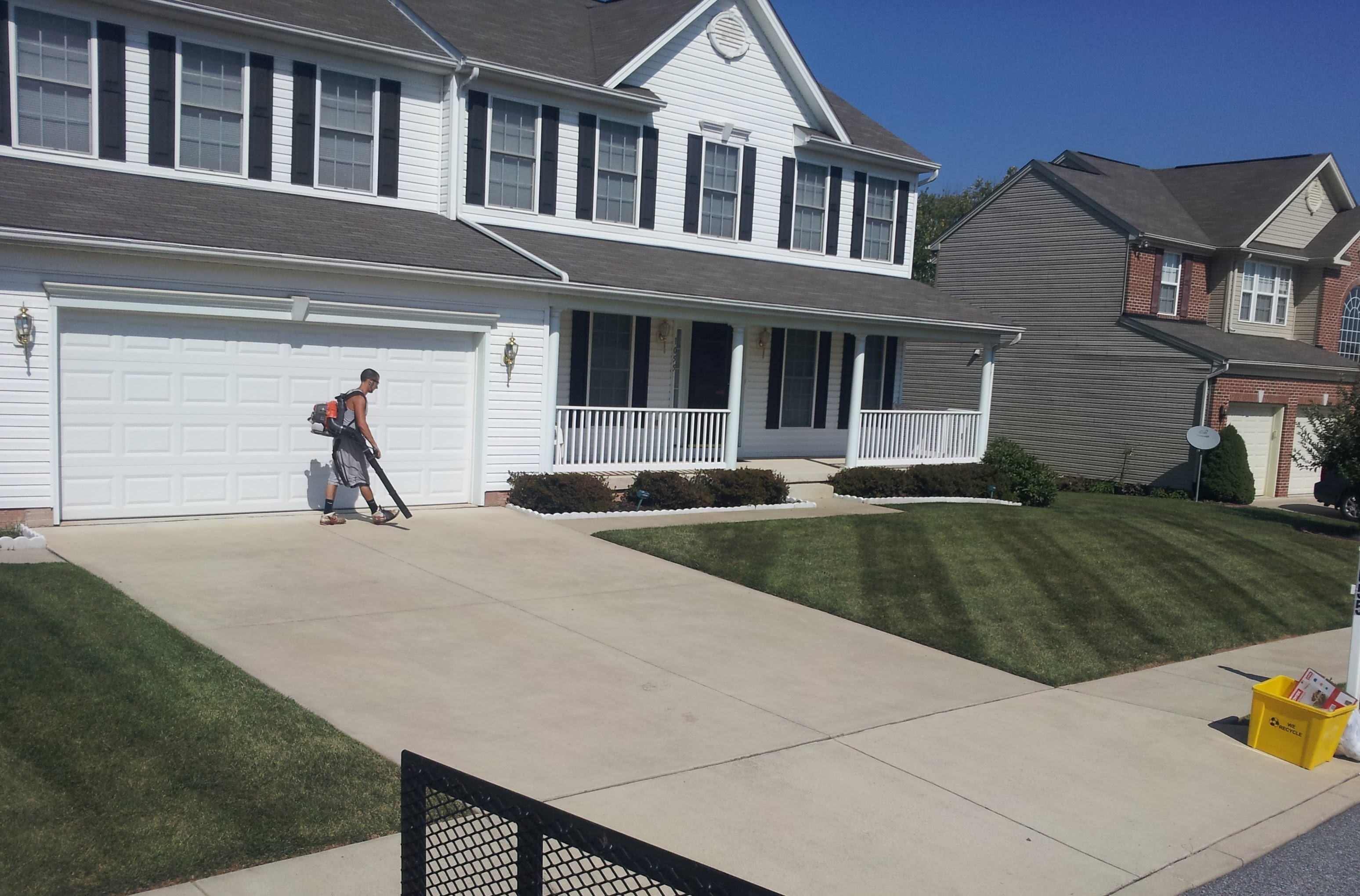 Lawn Mowing in York PA
